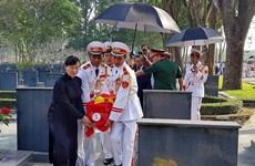 An táng 6 hài cốt liệt sỹ hy sinh trong Tổng tiến công Xuân 1968