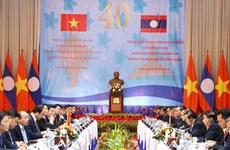 Báo chí Lào đánh giá cao thành công Kỳ họp UB liên Chính phủ Việt-Lào
