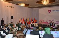 ADMM Retreat: Nhận diện và đẩy lùi các thách thức an ninh mới