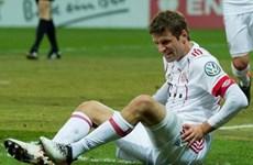 """DFB Cup:Thắng hủy diệt vào bán kết, nhưng Bayern có thể """"mất"""" Muller"""