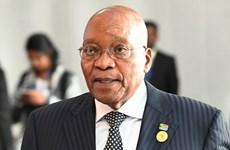 Ngày quyết định tương lai của Tổng thống Nam Phi Jacob Zuma