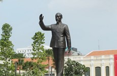 Quảng Bình phê duyệt Quy hoạch chi tiết Quần thể tượng đài Hồ Chí Minh