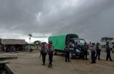 Myanmar đưa 2 nhóm vũ trang thiểu số ra khỏi danh sách khủng bố