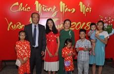 Cộng đồng người Việt Nam tại Tanzania hòa chung niềm vui Xuân mới