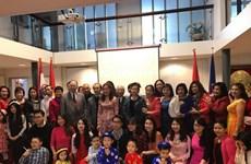 Cộng đồng người Việt tại Hà Lan gặp mặt mừng Xuân Mậu Tuất