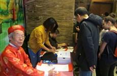 Ấm áp chương trình Tết Cộng đồng của người Việt Nam tại Hungary