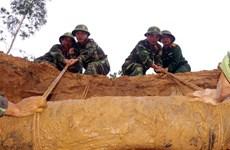 Lập Cơ quan Thường trực Ban chỉ đạo Quốc gia khắc phục hậu quả bom mìn
