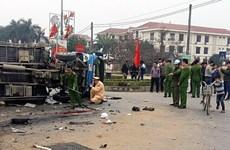 Hai vụ tai nạn giao thông làm nghiêm trọng làm 2 người tử vong