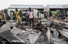 Gần 40 người thiệt mạng trong một vụ tấn công ở Nigeria