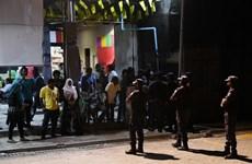 Maldives bắt giữ 25 người biểu tình đòi tống giam Tổng thống