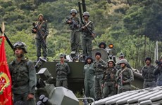 Venezuela chuẩn bị tiến hành cuộc tập trận phòng thủ toàn diện