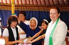 Nga mong muốn Việt Nam tham gia các dự án vì hòa bình