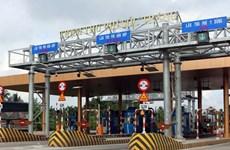 Giao thông tại các trạm thu phí cơ bản thông suốt trong dịp Tết