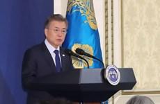 Hàn Quốc củng cố quan hệ quân sự với Thụy Sĩ và Latvia
