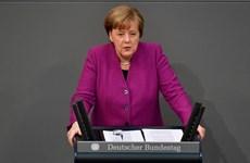 Bà Merkel cảnh báo Trung Quốc không gắn đầu tư với yêu sách chính trị