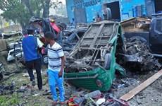 Hai vụ đánh bom liên tiếp tại Somalia gây thương vong lớn