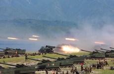 Mỹ sẽ tiếp tục chiến dịch gây sức ép tối đa đối với Triều Tiên