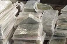 Triệt phá đường dây mua bán, vận chuyển 288 bánh heroin