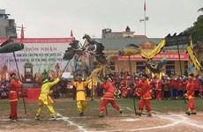 Công nhận Lễ hội Trò Chiềng là di sản văn hóa phi vật thể quốc gia