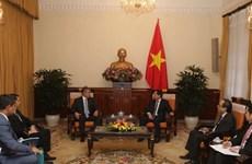 Việt Nam coi trọng phát triển, tăng cường hợp tác với Azerbaijan