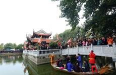 Khai hội Lim mang đậm bản sắc văn hóa vùng Kinh Bắc