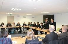 Việt Nam và Pháp thúc đẩy hợp tác trong nông nghiệp hữu cơ
