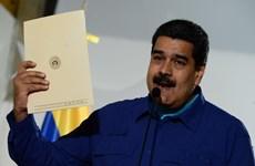 Tổng thống Venezuela Nicolas Maduro chính thức đăng ký tranh cử