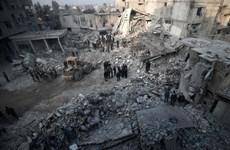 Syria đề nghị HĐBA chấm dứt hành động của liên quân do Mỹ dẫn đầu