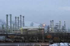 Iran khẳng định không đàm phán về chương trình tên lửa