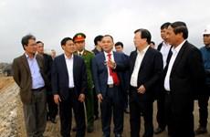 Phó Thủ tướng làm việc tại Hải Phòng, kiểm tra thực tế dự án VinFast