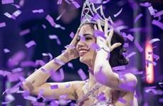 Cô gái với biệt danh 'nàng Rapunzel' đăng quang hoa hậu Thụy Sĩ