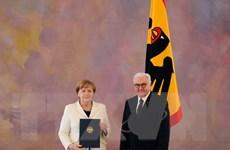 Thủ tướng Đức Angela Merkel tuyên thệ nhậm chức nhiệm kỳ thứ 4