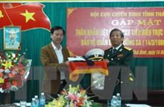 Cựu chiến binh Thái Bình và ký ức tự hào của người lính Gạc Ma