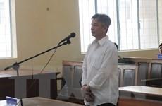 Tuyên án nguyên Trưởng Phòng Thanh tra Phòng chống tham nhũng