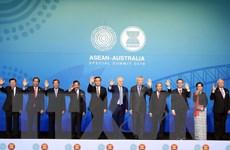 Thủ tướng dự Hội nghị Cấp cao đặc biệt ASEAN-Australia