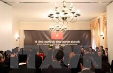 Lễ viếng nguyên Thủ tướng Phan Văn Khải tại Algeria, Ấn Độ, Đức
