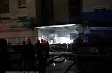 Sự kiện trong nước 19-25/3: Cháy kinh hoàng tại chung cư Carina