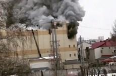 Sự kiện quốc tế 19-26/3: Cháy lớn tại Nga làm 53 người thiệt mạng