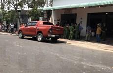 """Vụ bắn chết người ở Kon Tum: Khám xét nhà """"Sơn Cầu Giấy"""""""