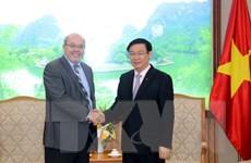 Chính phủ sẽ chỉ đạo các bộ, ngành tăng cường hợp tác với IMF