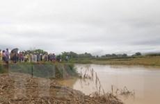 Điện Biên: Hai em nhỏ tử vong vì đuối nước ở hồ thủy lợi