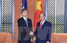 Thủ tướng Nguyễn Xuân Phúc tiếp Chủ tịch Ngân hàng Phát triển châu Á