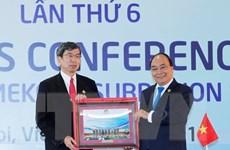 Thủ tướng Nguyễn Xuân Phúc và Chủ tịch ADB chủ trì họp báo quốc tế