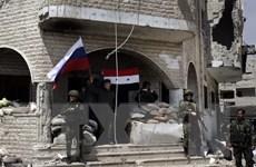 Syria: Phiến quân sơ tán khỏi thành trì cuối cùng ở Đông Ghouta