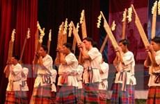 Tiếng Khèn Lào được công nhận là di sản văn hóa của nhân loại