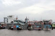 Cà Mau làm rõ trách nhiệm việc để tàu cá vi phạm vùng biển nước ngoài