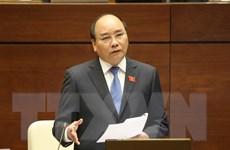 Thủ tướng trả lời chất vấn Đại biểu Quốc hội Nguyễn Quang Dũng