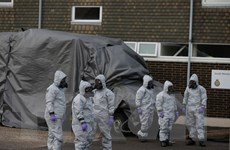 Căng thẳng quanh vụ điệp viên Skripal: Nga yêu cầu Anh xin lỗi