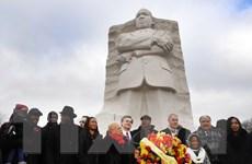 Nước Mỹ rung chuông tưởng nhớ mục sư Martin Luther King