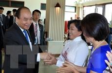 Thủ tướng Nguyễn Xuân Phúc gặp mặt cộng đồng người Campuchia gốc Việt